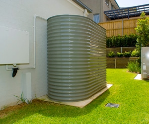 6090l Custom Steel Water Tanks Made In Melbourne All Oz Tanks