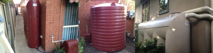 Water Tank Examples