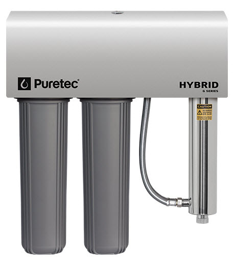 Puretec Hybrid G7 Whole House Ultraviolet Filter 3 Year Guarantee